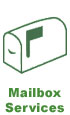 Mailbox, mail forwarding, mailbox rental, address, mail